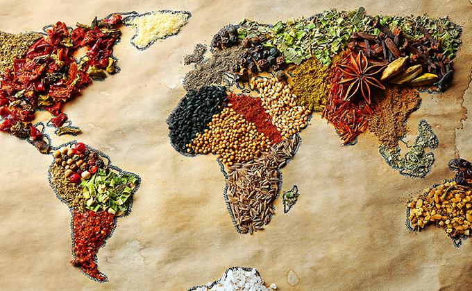 国内・国外問わず様々な原料をご用意 メディエンスの原料供給